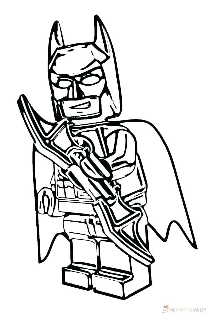 687x1011 Lego Batman Coloring Page New Free Printable Batman Coloring Pages