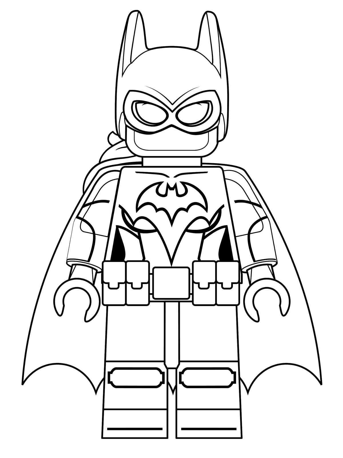 1200x1600 Lego Batman Coloring Pages Fiestas De Fiesta De