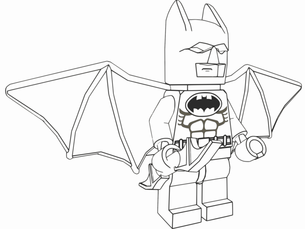 1024x768 Lego Batman Coloring Pages Printable Printable Coloring Pages