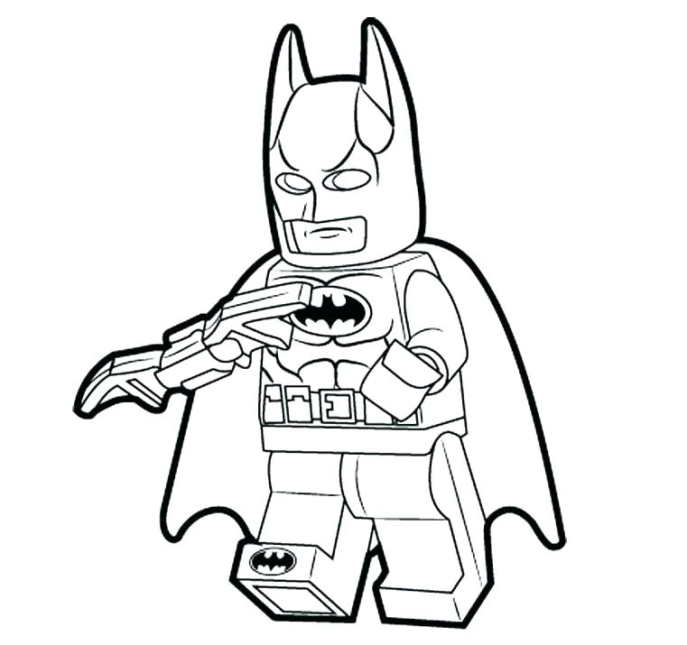 761x715 Batman Coloring Pages Free Free Coloring Pages Coloring Page