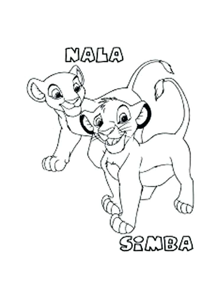 750x1000 Free Lion King Coloring Pages The Lion King Coloring Pages Free