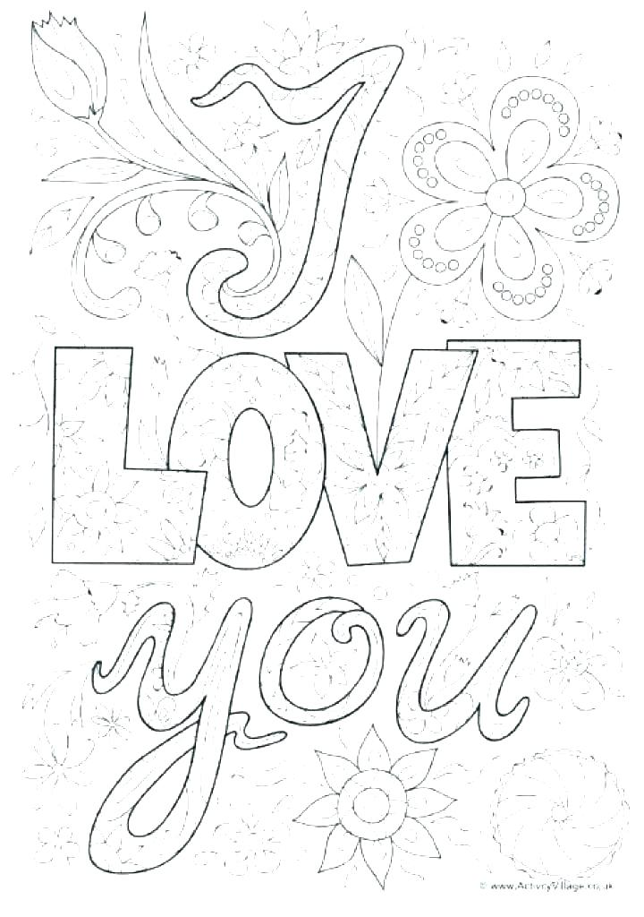 Free Love Coloring Pages at GetDrawings.com | Free for ...