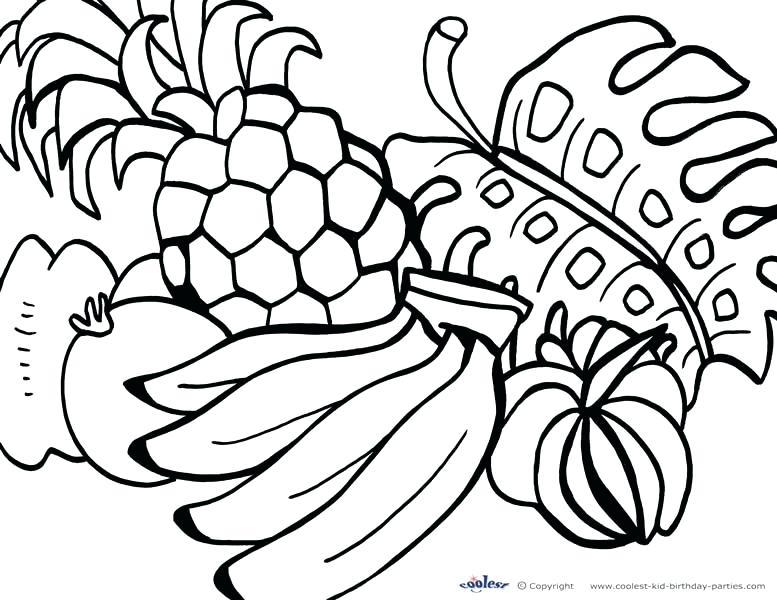 777x600 Hawaiian Luau Coloring Pages Hawaiian Flag Coloring Page Luau
