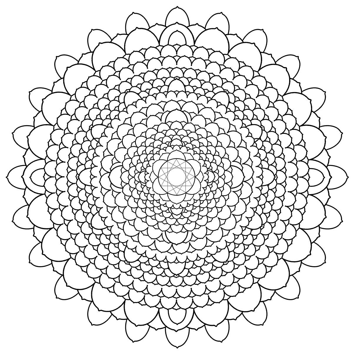 Free Mandala Coloring Pages For Adults at GetDrawings.com ...