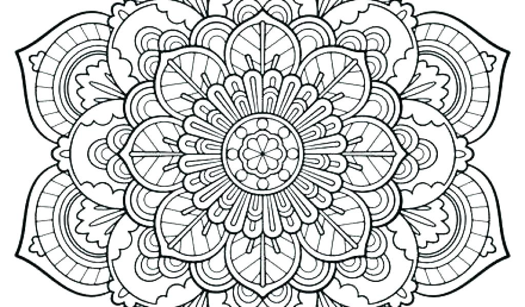 1024x600 Mandala Coloring Pages Pdf Coloring Pages Mandala Coloring Mandala