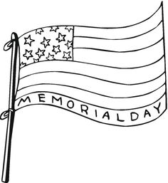 Free Memorial Day Coloring Pages At Getdrawings Com Free