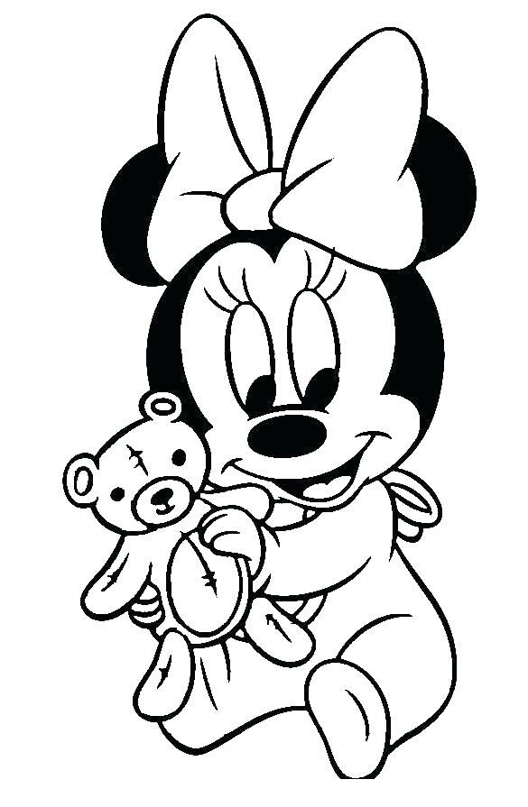 585x895 Mickey Coloring Mickey Mouse Free Coloring Pages Free Mickey