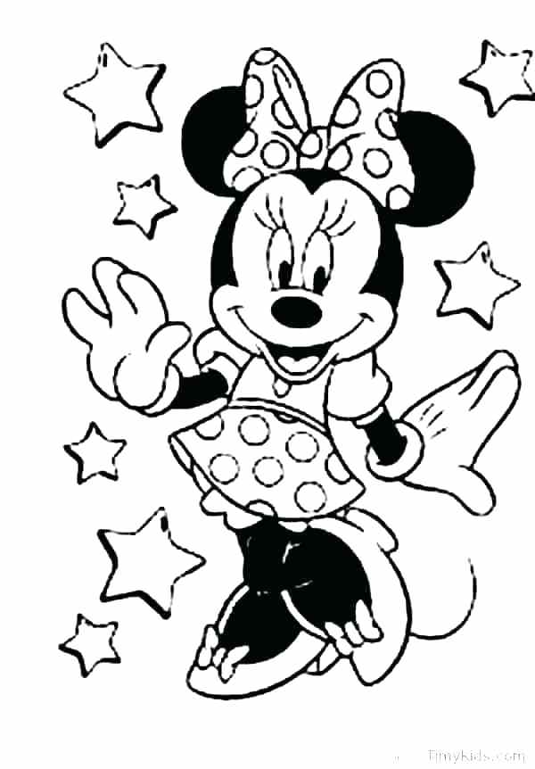 600x862 Mickey Mouse Clubhouse Coloring Pages Free