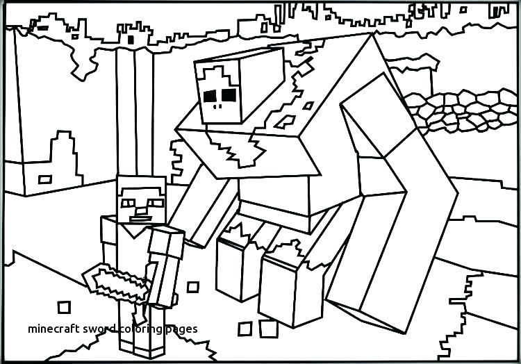 Free Minecraft Coloring Pages At Getdrawings Com Free For Personal