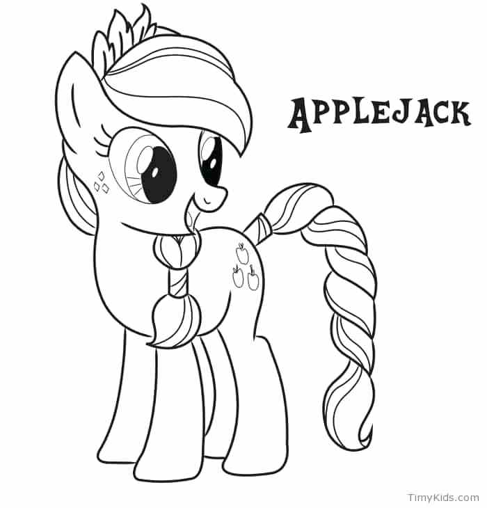 Free My Little Pony Coloring Pages At GetDrawings Free Download