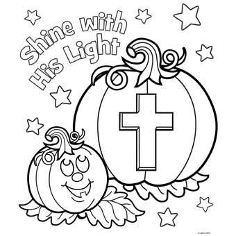 340x340 Oriental Trading Coloring Pages Shine His Light Free N Fun