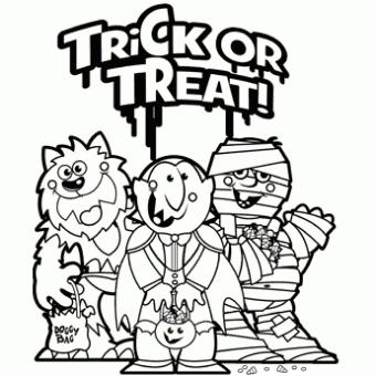 340x340 Trick Or Treat