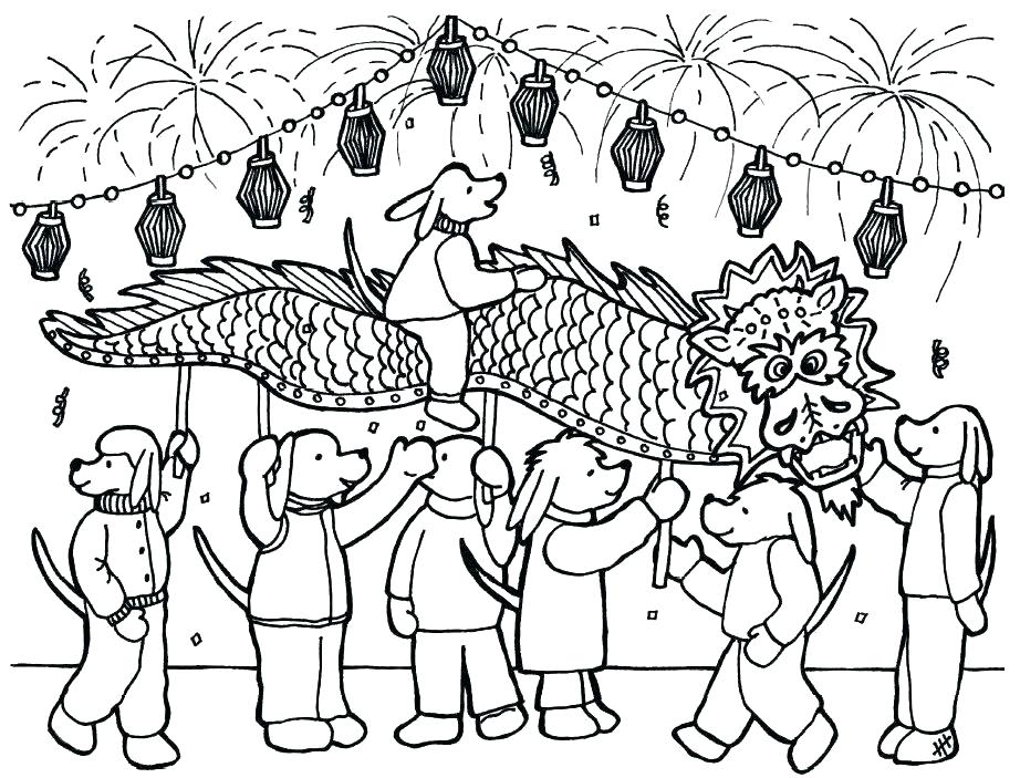 922x703 New Year Coloring Pages Coloring New Year New Year Coloring Pages