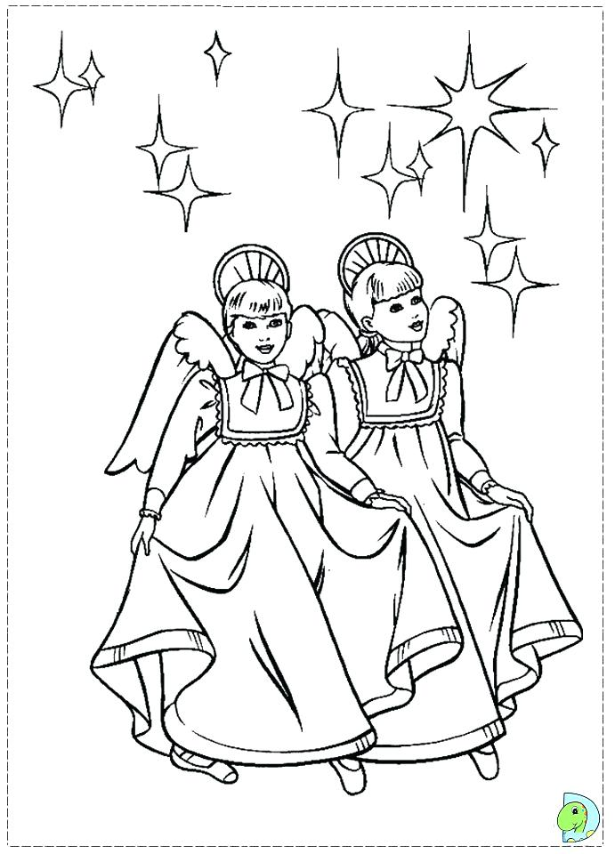 691x960 Nutcracker Coloring Pages Nutcracker Coloring Pages Printable Easy