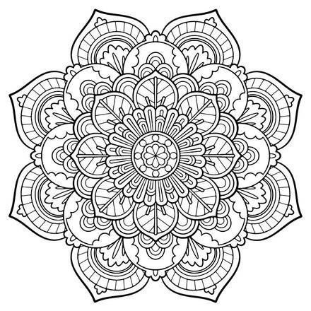Free Online Coloring Pages For Adults