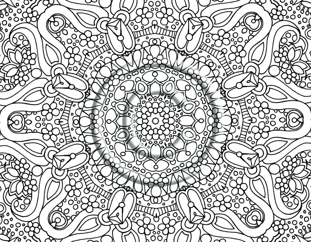 1024x798 Coloring Pages Online Christmas Free For Adults Only Kids Awesome