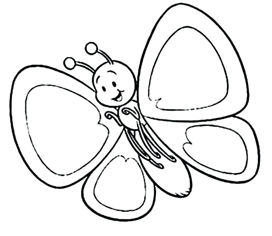 880x764 Excellent Free Butterfly Coloring Pages Kids Welcome To Excellent