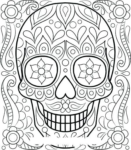 450x513 Autumn Mandala Coloring Pages Vanda