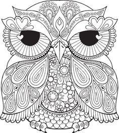 236x263 Lesley Owl Couleur Avec Moi Bonjour Ange Par Helloangelcreative