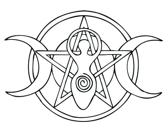 Free Pagan Coloring Pages at GetDrawings com | Free for personal use