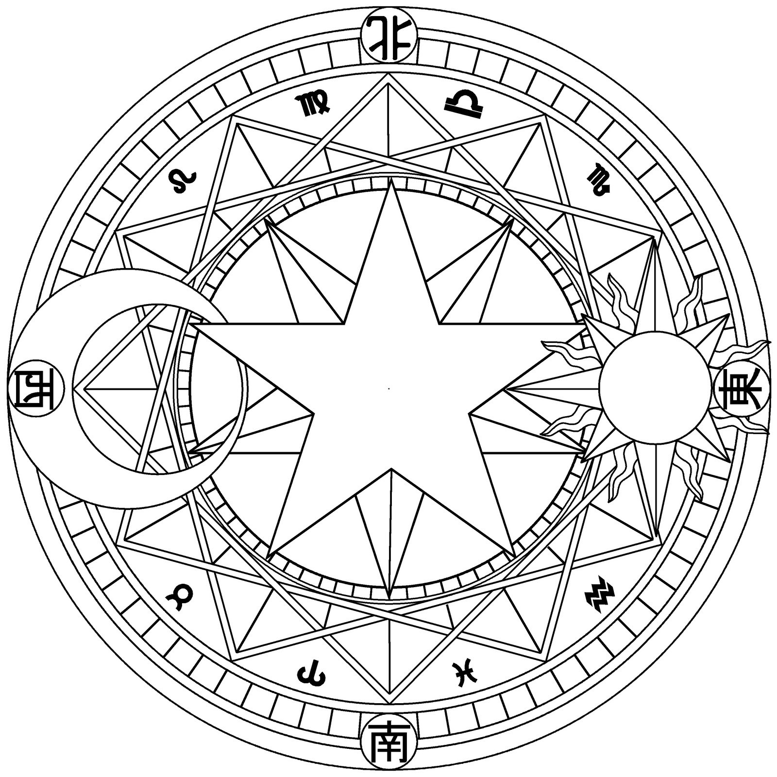 1600x1600 Pagan Coloring Pages Awesome Wiccan Coloring Pages Google Search