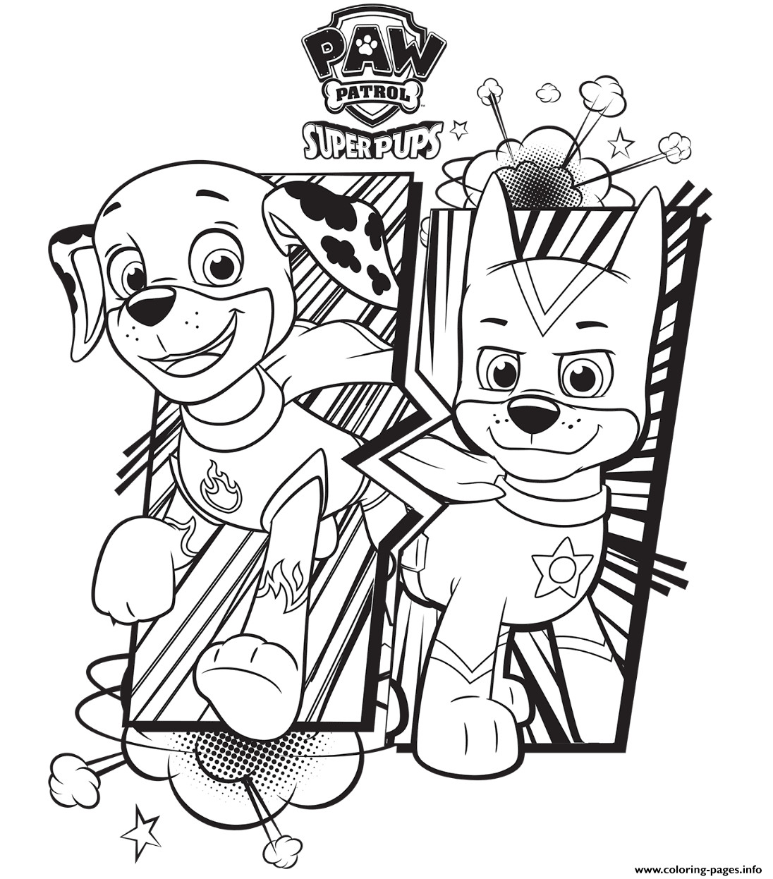 1096x1246 Coloring Pages Pet Patrol New Paw Printables Brilliant Printable