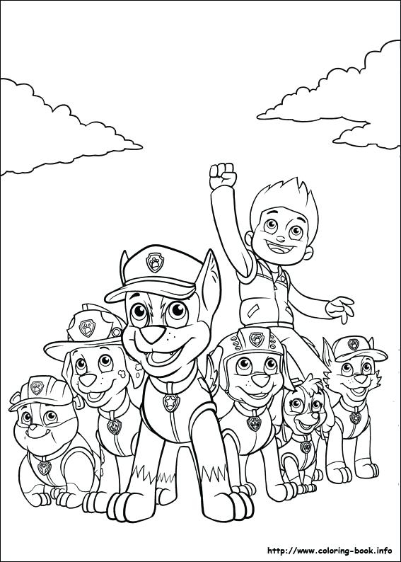 567x794 Free Paw Patrol Coloring Pages Coloring Page Free Paw Patrol