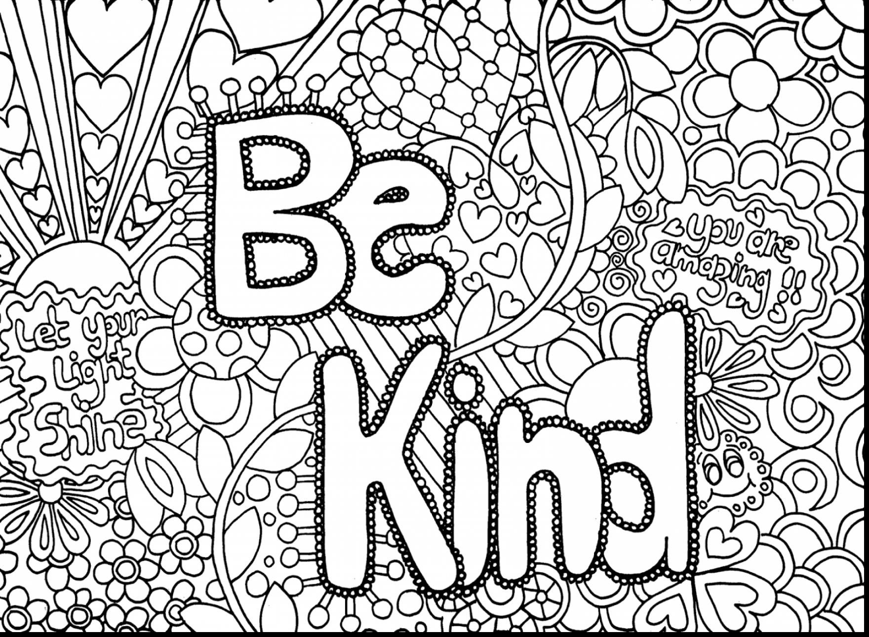1760x1290 Free Pdf Adult Coloring Pages To Print Coloring Sheets