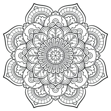 440x440 Tattoos Coloring Pages Adult Coloring Book Tattoos Gorgeous