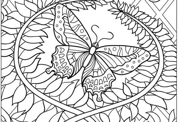 620x425 Adult Coloring Pages Free Pdf Coloring Pages For Adults Pdf