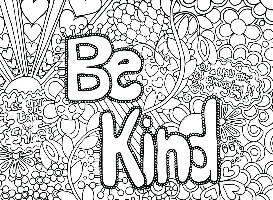 940x689 Cool Coloring Pages For Adults