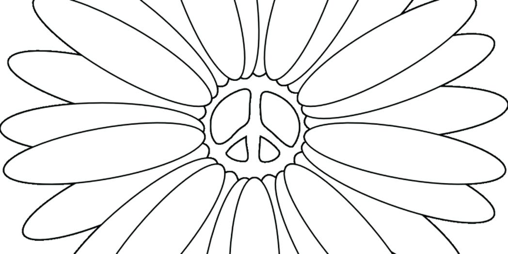 1048x524 Peace Sign Pictures To Color Frank Dog Coloring Pages Peace Signs