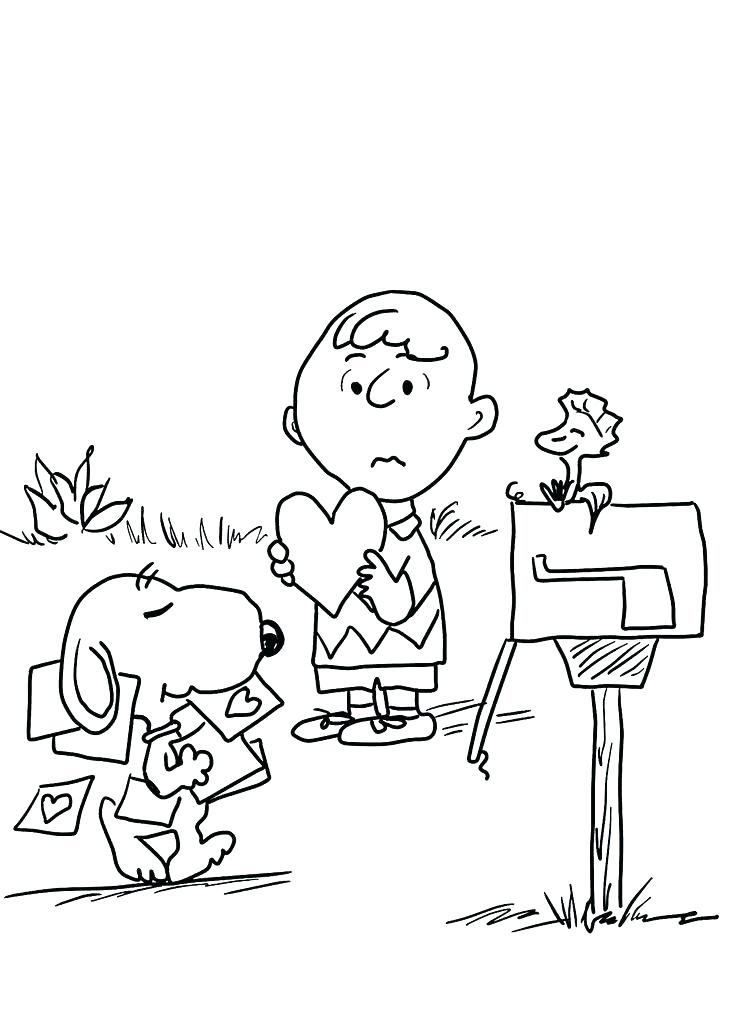 736x1031 Charlie Brown Coloring Pages Charlie Brown And Snoopy Coloring