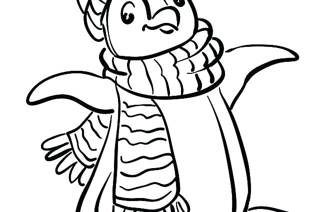 650x425 Coloring Pages Of Penguins Free Penguin Coloring Pages Coloring