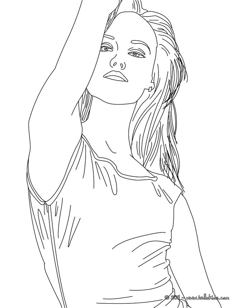 820x1060 Person Coloring Pages Top People Free Page Arilitv Com Cool