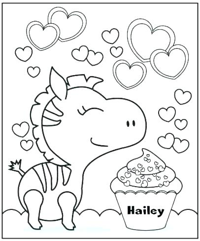 406x488 Customized Coloring Pages Customized Coloring Pages Customized