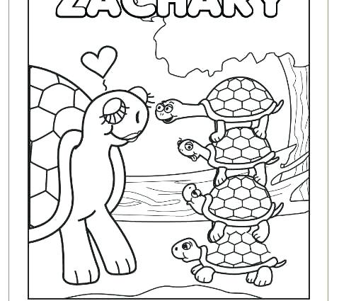 479x425 Personalized Coloring Pages