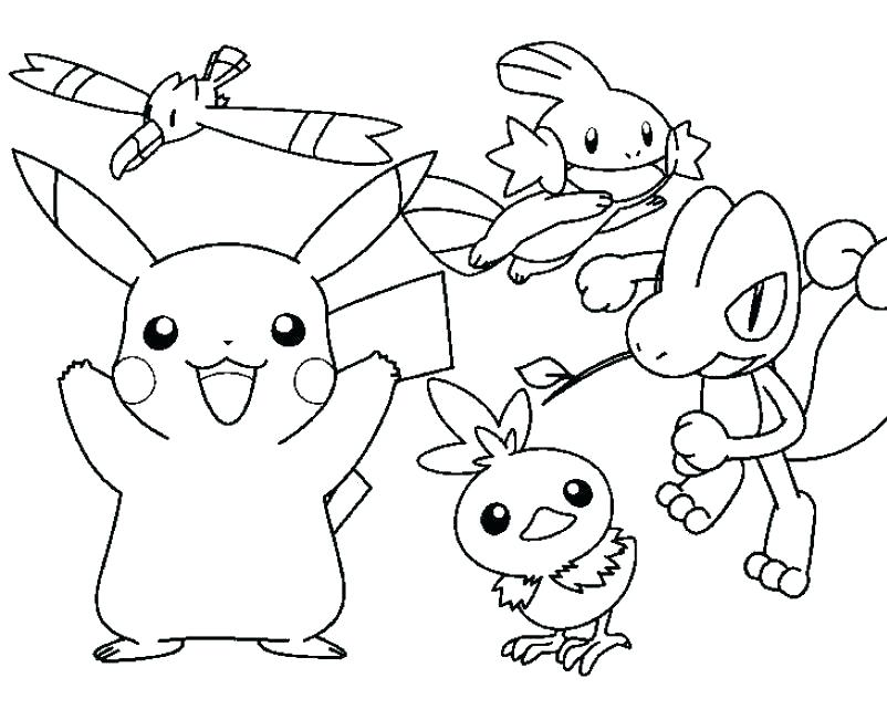 802x651 Pikachu Color Pages Coloring Pages Coloring Page Coloring Page