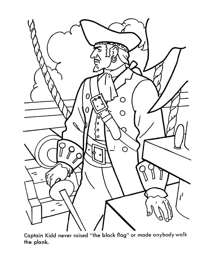 670x820 Pirate Coloring Pages Printable Pirate Coloring Pages Free