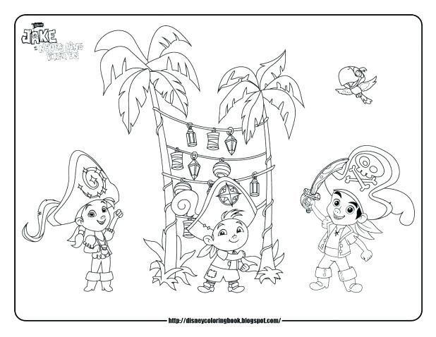 618x478 Printable Pirate Coloring Pages Free Pirates And Cute Coloring