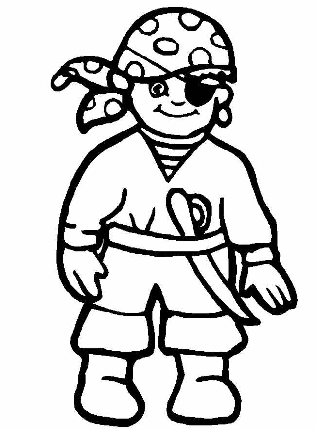 650x883 Pirate Coloring Pages Printable Pirate Coloring Pages Pirate