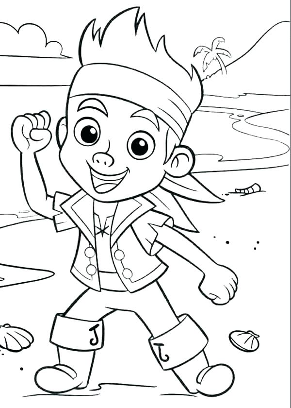600x840 Free Pirate Coloring Pages Pirate Coloring Pages Girl Pirate