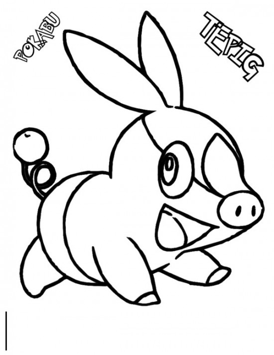 550x711 Pokemon Black And White Printable Colouring Pages