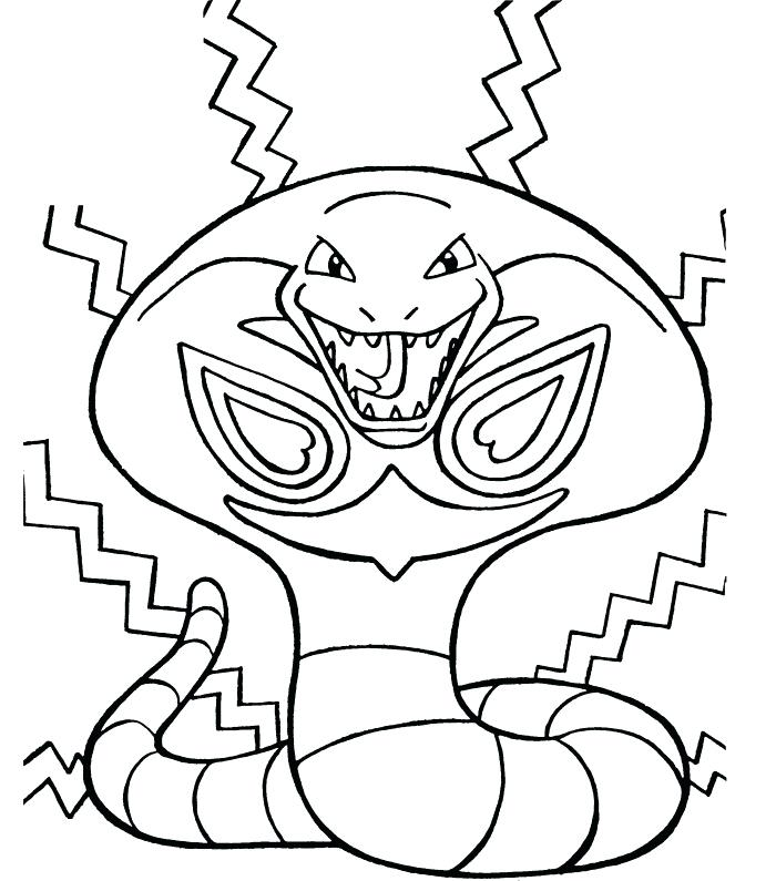 700x795 Pokemon Coloring Pages Online Cobra Coloring Pages Coloring Pages