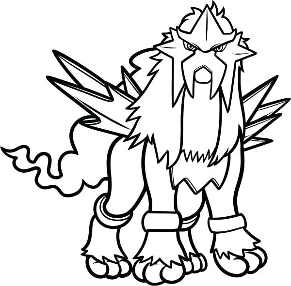 600x591 Pokemon Coloring Sheets Coloring Pages Legendary Coloring Page