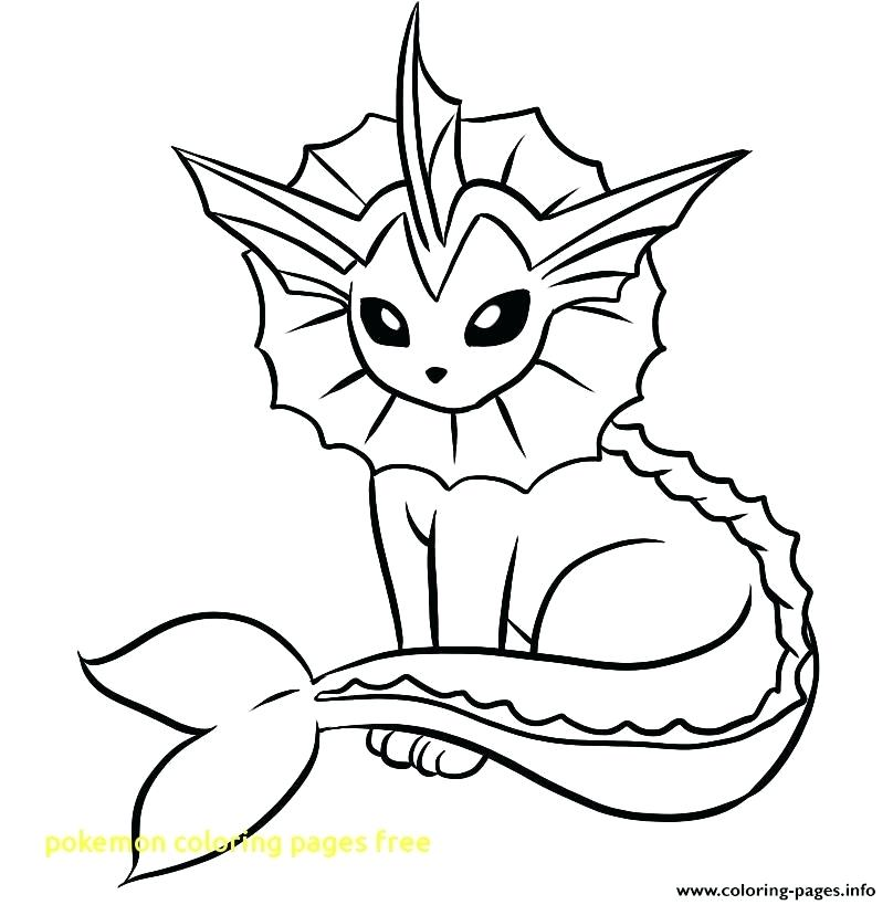 808x819 Printable Pokemon Coloring Pages Coloring Pages Free With Coloring