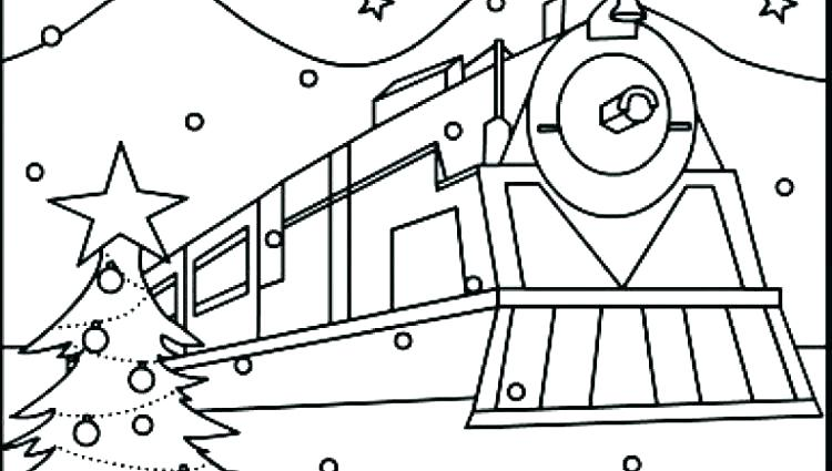750x425 Polar Express Coloring Pages Kids Coloring Polar Express Coloring