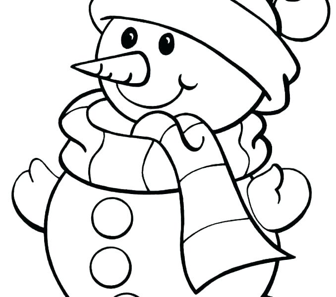 678x600 Pre K Coloring Pages Printables Winter Coloring Sheets Winter