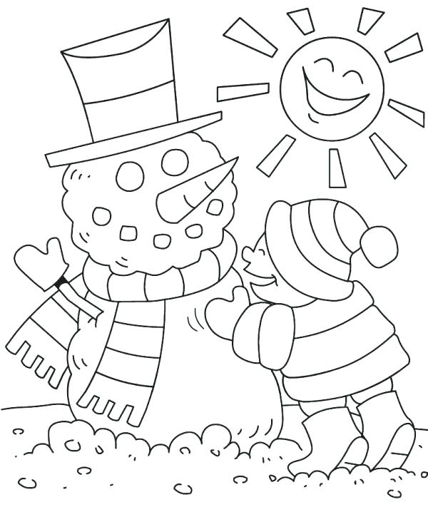 600x711 Coloring Pages For Pre K Fall Printable Coloring Pages Preschool