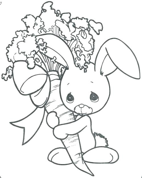500x626 Precious Moment Coloring Pages Precious Moments Animals Coloring